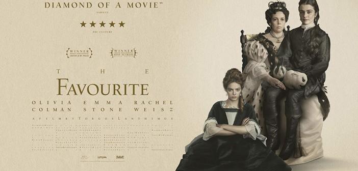A FAVORITA – 2018 / Oscar 2019